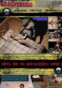 3D Monters